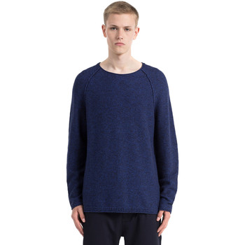 Textiel Heren Truien Calvin Klein Jeans J30J305476 Blauw