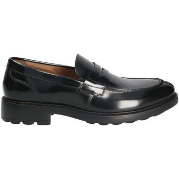 Schoenen Heren Mocassins Maritan G 160582 Zwart