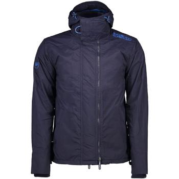 Textiel Heren Parka jassen Superdry M50009ZPF6 Blauw