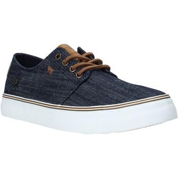 Schoenen Heren Lage sneakers Wrangler WM01021A Blauw