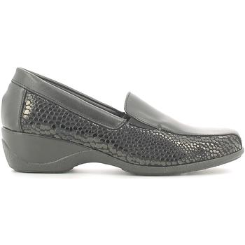 Schoenen Dames Mocassins Susimoda 8848S Zwart