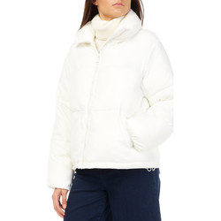Textiel Dames Dons gevoerde jassen Gas 255672 Wit