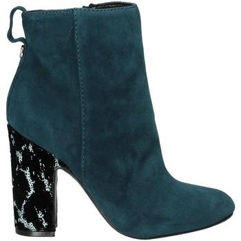 Schoenen Dames Enkellaarzen Guess FLNAS4 SUE10 Blauw