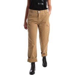 Textiel Dames Cargobroek Pepe jeans PL211003R Beige
