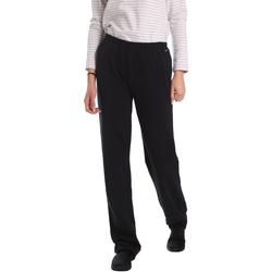Textiel Dames Losse broeken / Harembroeken Key Up 549F 0001 Zwart