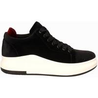 Schoenen Dames Lage sneakers Exé Shoes F17006882016 Zwart
