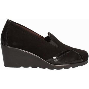 Schoenen Dames Mocassins Susimoda 872877 Zwart