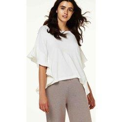 Textiel Dames Tops / Blousjes Liu Jo M67098MA99E Wit