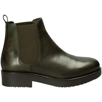 Schoenen Dames Enkellaarzen Mally 5535J Groen