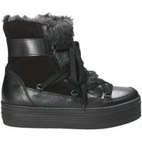 Schoenen Dames Snowboots Mally 5990 Zwart