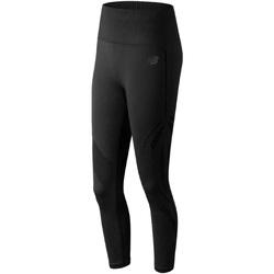 Textiel Dames Leggings New Balance NBWP91129BK Zwart