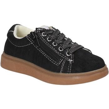 Schoenen Kinderen Lage sneakers Primigi 8305 Zwart