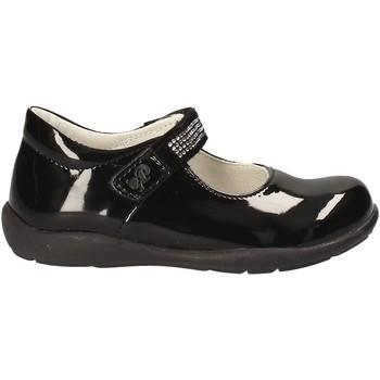 Schoenen Meisjes Ballerina's Primigi 8145 Zwart