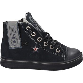 Schoenen Kinderen Hoge sneakers Primigi 8629 Blauw