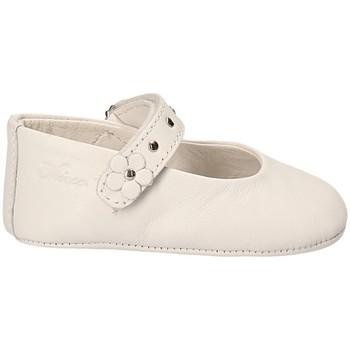Schoenen Meisjes Babyslofjes Chicco 01058411 Wit