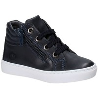 Schoenen Jongens Hoge sneakers Melania ME1183B7I.B Blauw