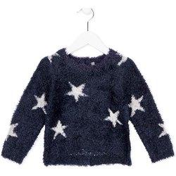 Textiel Kinderen T-shirts met lange mouwen Losan 726 5000AD Blauw