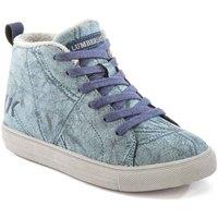 Schoenen Kinderen Hoge sneakers Lumberjack SB32705 003 M64 Blauw