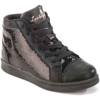 Schoenen Kinderen Hoge sneakers Lumberjack SG32805 003 P79 Zwart