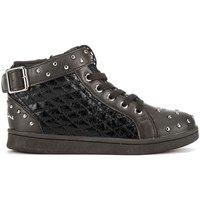 Schoenen Kinderen Hoge sneakers Lumberjack SG32805 002 P78 Zwart