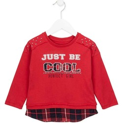 Textiel Meisjes Sweaters / Sweatshirts Losan 726 1026AD Rood