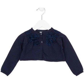 Textiel Meisjes Vesten / Cardigans Losan 726 5790AD Blauw