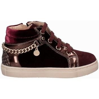 Schoenen Meisjes Hoge sneakers Nero Giardini A722470F Roze