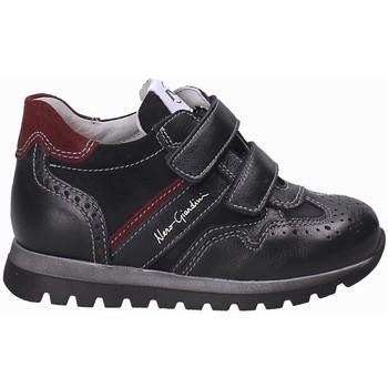 Schoenen Kinderen Lage sneakers Nero Giardini A724350M Blauw