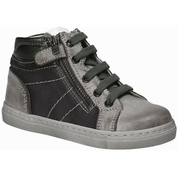Schoenen Kinderen Hoge sneakers Nero Giardini A724401M Grijs
