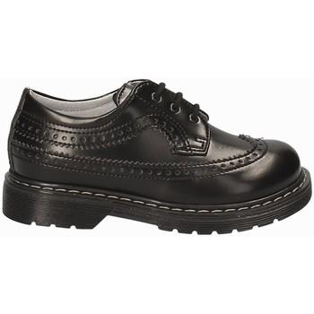 Schoenen Kinderen Derby Nero Giardini A724440M Zwart