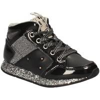 Schoenen Meisjes Hoge sneakers Lelli Kelly L17I6520 Zwart