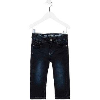 Textiel Kinderen Skinny jeans Losan 725 9005AC Blauw