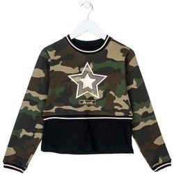 Textiel Kinderen Sweaters / Sweatshirts Losan 724 6023AB Groen