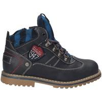 Schoenen Kinderen Laarzen Wrangler WJ17212 Blauw