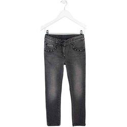 Textiel Kinderen Skinny jeans Losan 724 6034AB Grijs