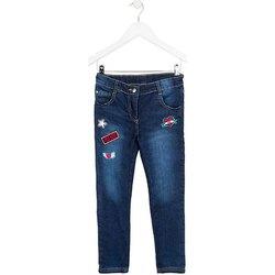 Textiel Kinderen Skinny jeans Losan 723 9000AA Blauw