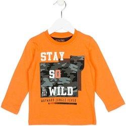 Textiel Kinderen Sweaters / Sweatshirts Losan 725 1013AC Oranje