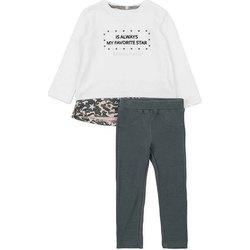 Textiel Meisjes Setjes Losan 726 8036AD Wit