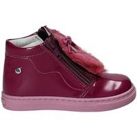 Schoenen Meisjes Enkellaarzen Melania ME0115A7I.C Paars