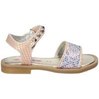 Schoenen Meisjes Sandalen / Open schoenen Asso 55930 Roze