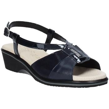 Schoenen Dames Sandalen / Open schoenen Susimoda 270414-01 Blauw