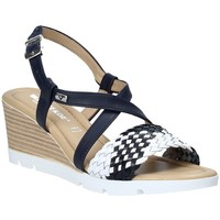 Schoenen Dames Sandalen / Open schoenen Valleverde 32305 Blauw