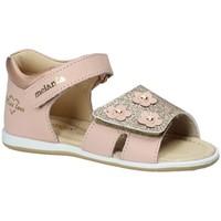 Schoenen Meisjes Sandalen / Open schoenen Melania ME0801A8E.C Roze