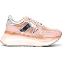 Schoenen Dames Lage sneakers Café Noir DC801 Roze