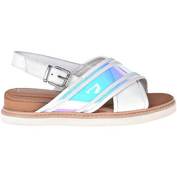 Schoenen Dames Sandalen / Open schoenen Tommy Hilfiger FW0FW03822 Wit
