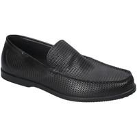 Schoenen Heren Mocassins IgI&CO 3109300 Zwart