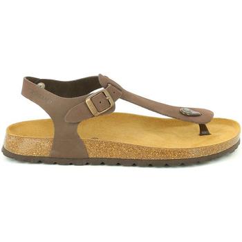 Schoenen Heren Sandalen / Open schoenen Grunland SB3221 Bruin