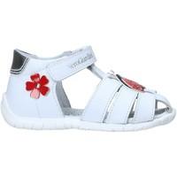 Schoenen Kinderen Sandalen / Open schoenen Nero Giardini E018090F Wit