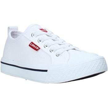 Schoenen Kinderen Lage sneakers Levi's VORI0005T Wit
