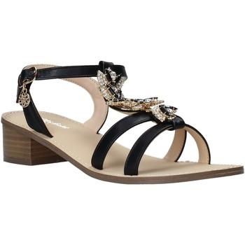 Schoenen Dames Sandalen / Open schoenen Gold&gold A20 GL507 Zwart